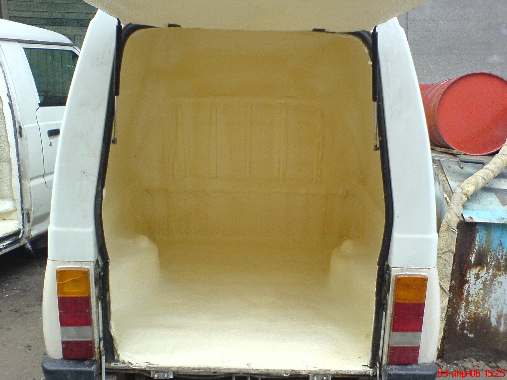 Как утеплить кузов автомобиля своими руками
